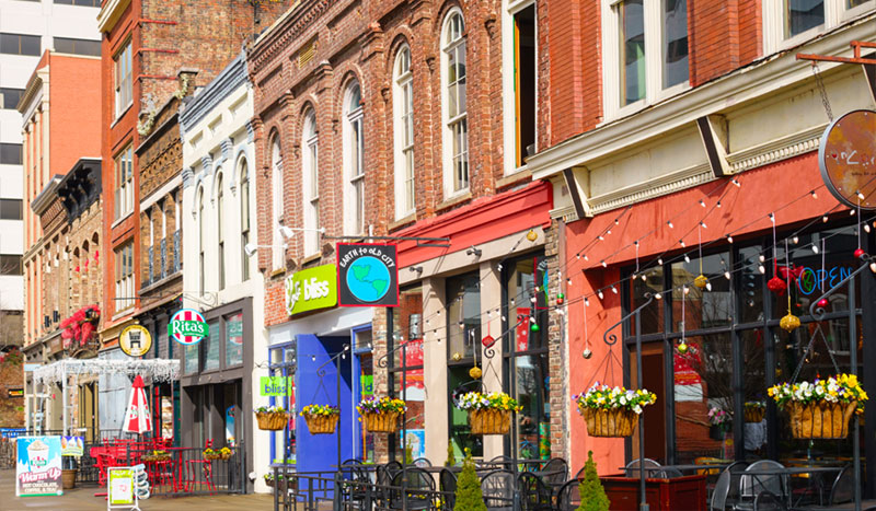 Market Square at Knoxville
