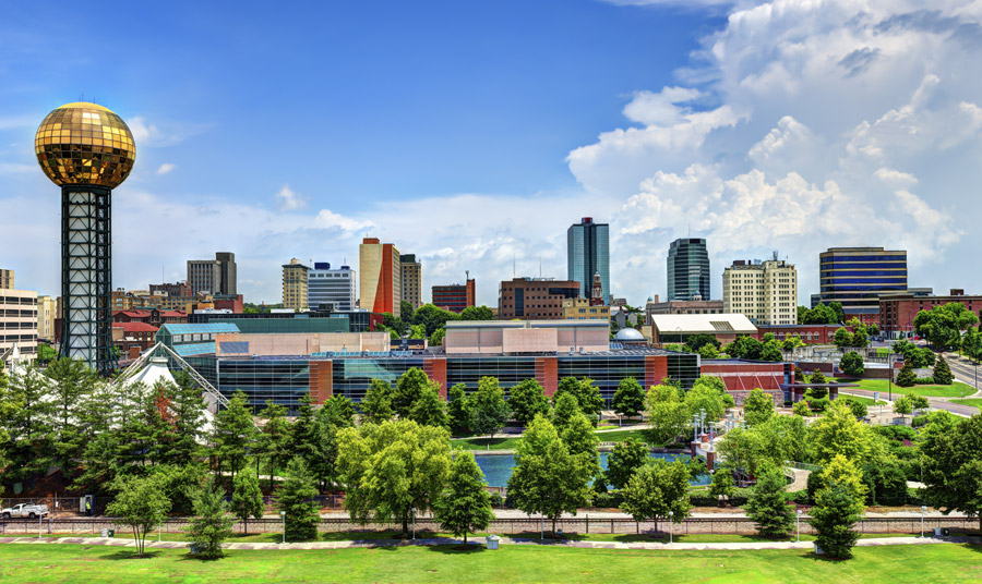 Historic Downtown Knoxville Walking Tour