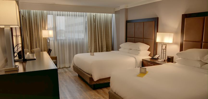 Standard Room at Crowne Plaza Knoxville Downtown University Hotel, Tennessee
